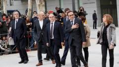 Арестувани са членове на каталунското правителство