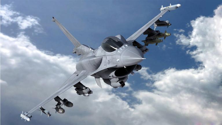 Снимка: Източноевропейска страна се готви да купи нови изтребители. Вероятно ще избере F-16