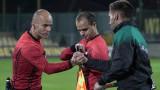Николай Йорданов ръководи дербито на Втора лига