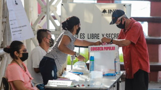 Мексиканците решават на референдум да съдят ли бивши президенти