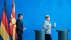 Македония и Гърция близо до решение на спора за името, доволна Меркел