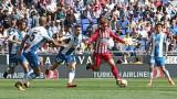 Еспаньол разби с 3:0 Атлетико (Мадрид) у дома