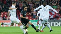 Атлетик (Билбао) съхрани надеждите си за следващата фаза на Лига Европа