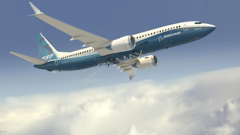 Втори месец Boeing няма нито една нова поръчка