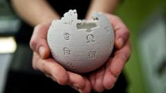 Коя е най-поправяната статия в Wikipedia?