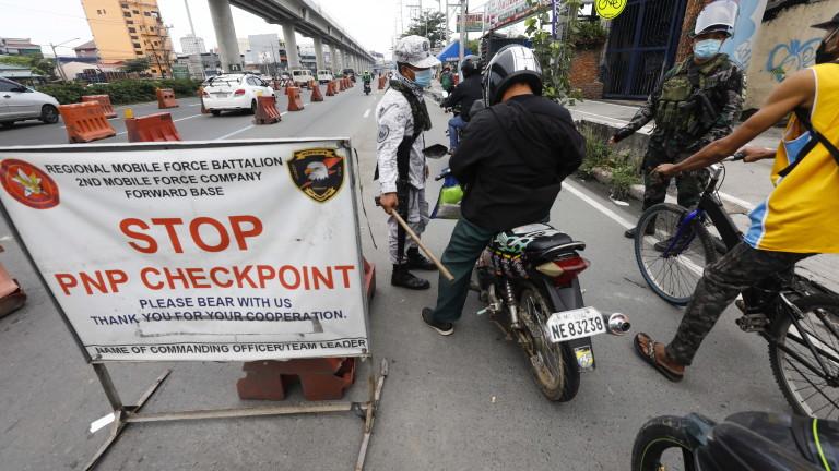 Президентът на Филипините Родриго Дутерте хвали усилията на Русия да