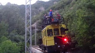 Възстановиха движението по жп линията София-Петрич