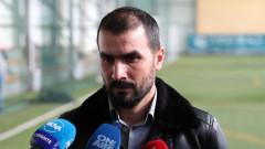 Кичо Добрев: Първенството няма да завърши нито в Първа, нито във Втора лига
