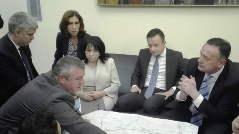 България и Сърбия очакват до 2022 г. готов газов интерконектор