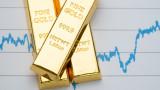 Цената на златото падна до 5-месечен минимум