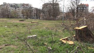 """15 млн. лева искат от община Пловдив за парка зад хотел """"Санкт Петербург"""""""