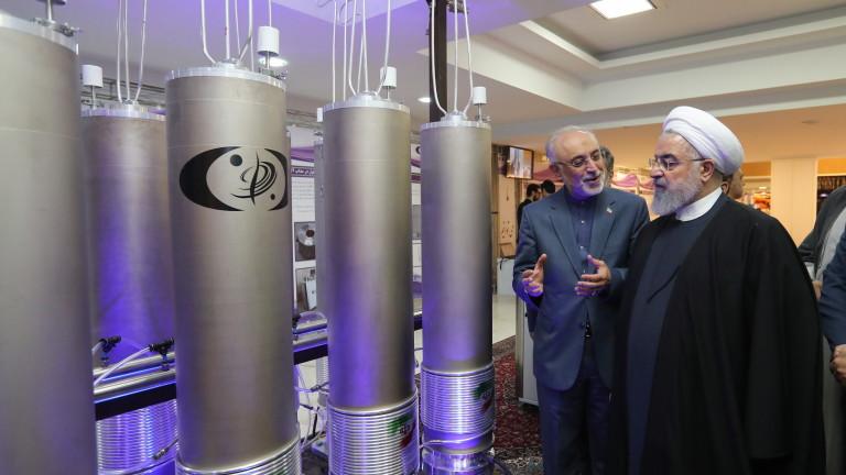 Президентът на Франция Еманюел Макрон призова Иран незабавно да отмени