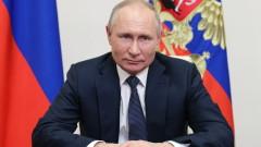 Путин вижда в Русия страна с уникални възможности за талантливите хора