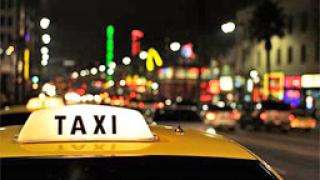 Протестно шествие на таксиметрови шофьори в Шумен