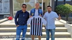 Иван Иванов още не е на нивото на Втора лига на Турция