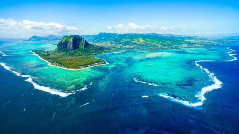Остров Мавриций е едно от онези райски местенца на земята,