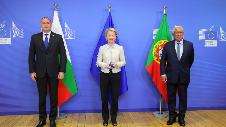 Радев: Готови сме за диалог със Северна Македония