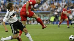 Германия и Турция си вкараха по един гол в първата част