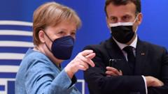 Меркел e доволна от личната среща на Байдън и Путин