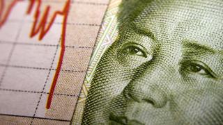 Китайският юан удари 11-годишно дъно