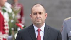 Румен Радев поздрави Владимир Путин по повод Деня на Победата - 9 май