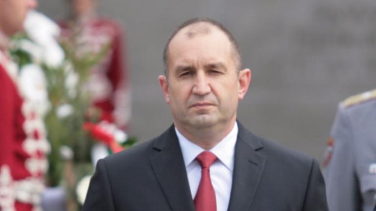 Румен Радев потвърди поканата към Путин за 3 март 2018г.