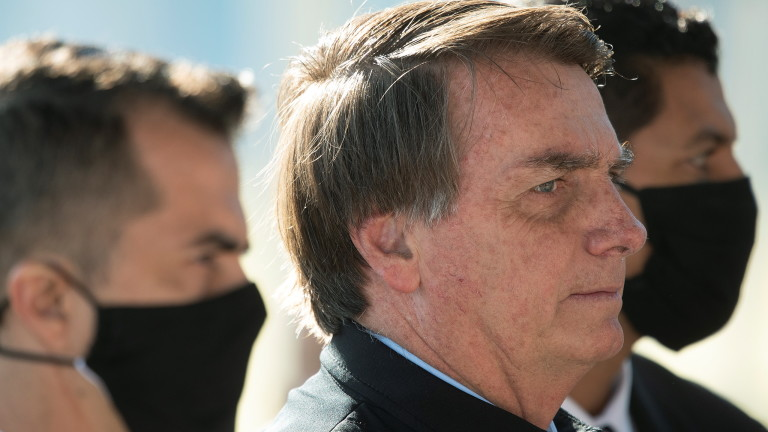 Бразилия с черен рекорд на починали от коронавирус