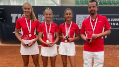 Девойките на България до 14 г. са световни вицешампионки