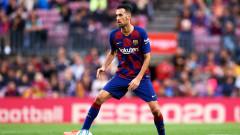 Серхио Бускетс поднови тренировки с Барселона