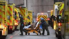 Великобритания с нов рекорд за заразени с коронавируса и с много починали