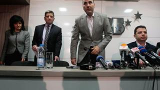 Мачът на ГЕРБ е юли месец, обяви Цветанов