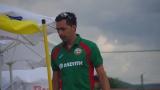 Симеон Христов пред ТОПСПОРТ: Плажният футбол в България се развива