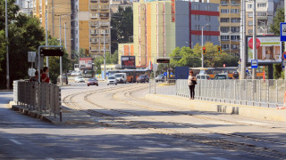 Столичани недоволстват заради премахнат трамвай
