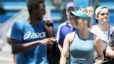 Гаел Монфис ще доведе Елина Свитолина на Sofia Open