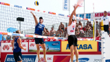 Първа победа за мъжете във Варна