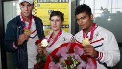 БОК награждава шампионите и медалистите от Нанджин