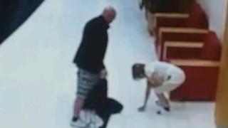 Шведският турист, изритал камериерка в главата, е платил глобата и разноските по делото