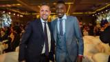Фабио Паратичи: Кристиано Роналдо не се продава