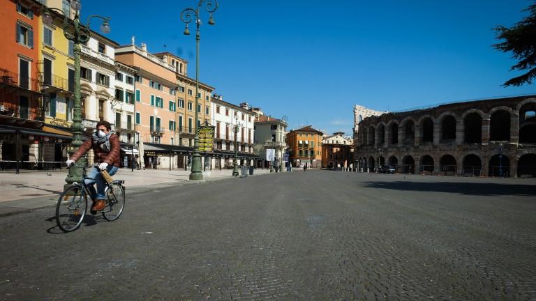 Как Италия случайно измислила перфектния хотел в COVID времена?