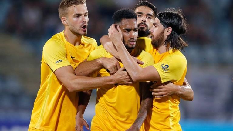 Турски клубове са хвърлили око на нападателя на Левски Жерсон