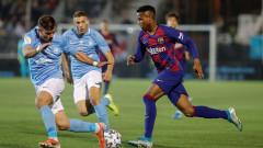 Барселона отказа оферта от 150 милиона евро от Манчестър Юнайтед за Ансу Фати