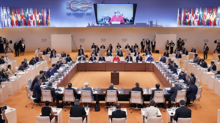 Министрите на енергетиката от групата на 20-те най-големи икономики споделиха