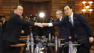 КНДР и Република Корея договориха трета среща на върха в Пхенян през септември