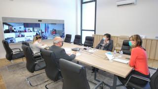 """Организационни въпроси обсъдиха на първото заседание на """"Три морета"""""""