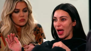 Ким Кардашиян рони сълзи заради Париж (ВИДЕО)