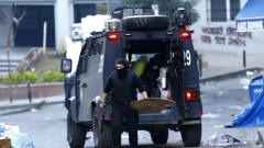 Турската полиция нахлу в Апелативния съд