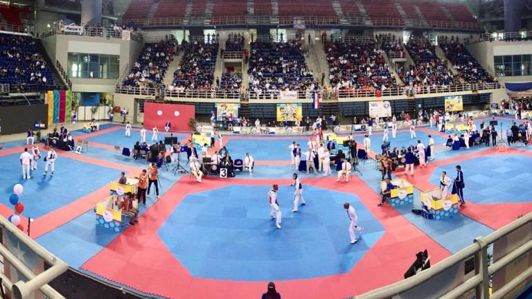 Първи медали за България от световното по таекуондо ITF