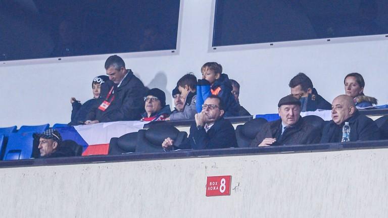 Спортният министър - Красен Кралев остана доволен от успеха над