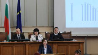 Корнелия Нинова: Кризата сега не е природно бедствие, а управленско бедствие