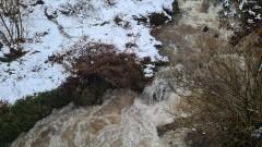 МОСВ предупреждава за опасност от наводнения довечера